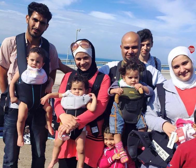 Los Papás Sirios También Portean